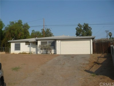6100 Allwood Street, Riverside, CA 92509 - MLS#: IG18161890
