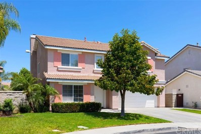1111 Starbright Circle, Corona, CA 92882 - MLS#: IG18162152