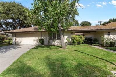 126 Oak Forest Circle, Glendora, CA 91741 - MLS#: IG18165466