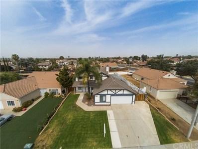 13263 Ninebark Street, Moreno Valley, CA 92553 - MLS#: IG18165660