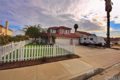 23620 Rhea Drive, Moreno Valley, CA 92557 - MLS#: IG18167315