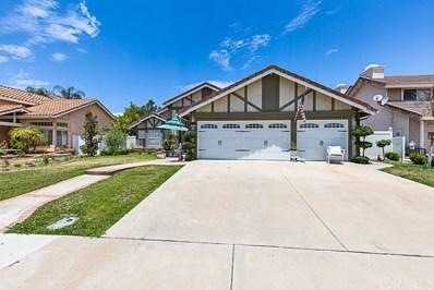 25452 Coraltree Court, Murrieta, CA 92563 - MLS#: IG18167645