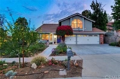 2867 Cape Drive, Corona, CA 92882 - MLS#: IG18168317