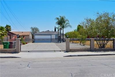 13964 Grant Street, Moreno Valley, CA 92553 - MLS#: IG18170194