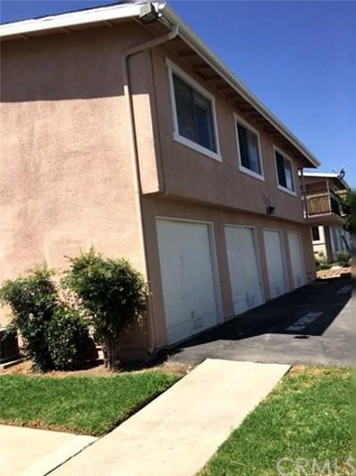 1315 Via Santiago UNIT D, Corona, CA 92882 - MLS#: IG18174293