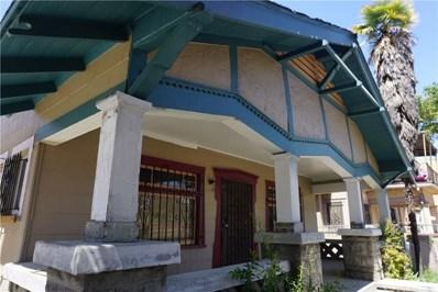 507 Park Front, Los Angeles, CA 90011 - MLS#: IG18181071