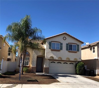 592 Corte San Julian, Perris, CA 92571 - MLS#: IG18184019