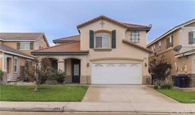 15341 Palm Leaf Lane, Fontana, CA 92336 - MLS#: IG18189603