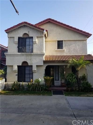 5947 Middleton Street, Huntington Park, CA 90255 - MLS#: IG18192664