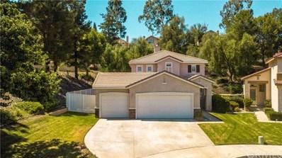 17389 Meadow Rock Drive, Riverside, CA 92503 - MLS#: IG18195416