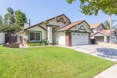 3180 Huckleberry Drive, Corona, CA 92882 - MLS#: IG18198665