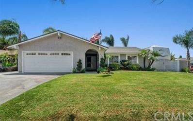 1996 Dawn Ridge Drive, Corona, CA 92882 - MLS#: IG18200581