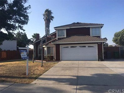 24198 Mount Russell Drive, Moreno Valley, CA 92553 - MLS#: IG18201490