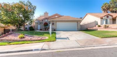 6602 Huntsman Street, Riverside, CA 92509 - MLS#: IG18201499