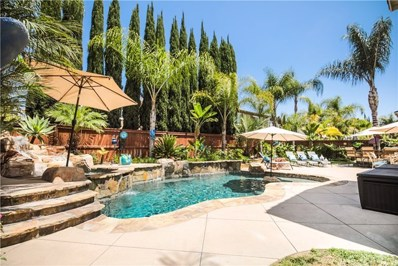 272 N Rock Creek Lane, Anaheim Hills, CA 92807 - MLS#: IG18204314