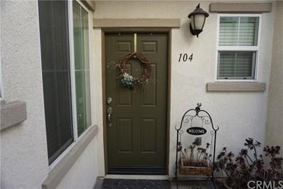15431 Park Point Avenue UNIT 104, Lake Elsinore, CA 92532 - MLS#: IG18204565