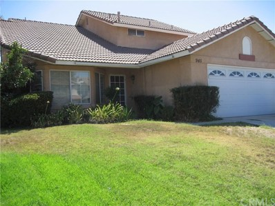945 Amherst Street, Corona, CA 92880 - MLS#: IG18204977