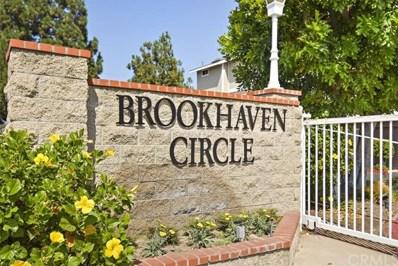 11879 Brookhaven Street UNIT 39, Garden Grove, CA 92840 - MLS#: IG18205974
