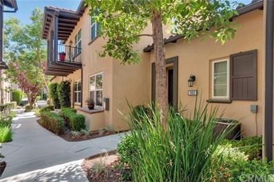 4309 Owens Street UNIT 102, Corona, CA 92883 - MLS#: IG18206533