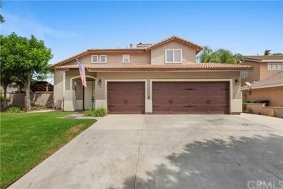 1455 Mountain Vista Drive, Corona, CA 92881 - MLS#: IG18207039