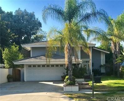 6121 E Camino Manzano, Anaheim Hills, CA 92807 - MLS#: IG18207447