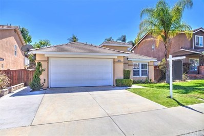 8819 Dahlia Drive, Corona, CA 92883 - MLS#: IG18208587