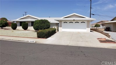 28830 W Worcester Road, Sun City, CA 92586 - MLS#: IG18209961