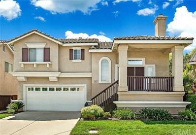 934 Pala Mesa Drive, Corona, CA 92879 - MLS#: IG18211826