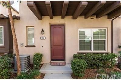4305 Owens Street UNIT 102, Corona, CA 92883 - MLS#: IG18214849