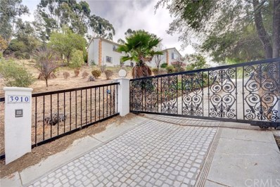 3910 Hacienda Road, La Habra Heights, CA 90631 - MLS#: IG18218421
