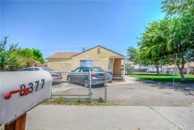 8377 Cypress Avenue, Riverside, CA 92503 - MLS#: IG18218432