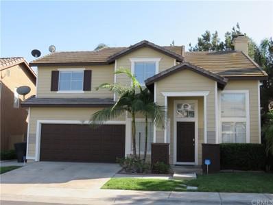 1266 Mira Valle Street, Corona, CA 92879 - MLS#: IG18218746