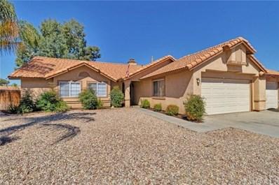 2158 Lassen Drive, San Jacinto, CA 92583 - MLS#: IG18220226