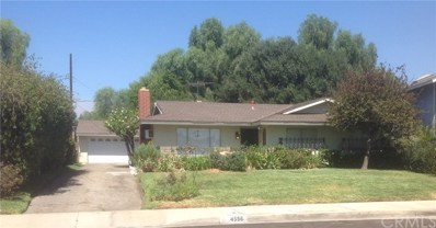 4596 Harrison Street, Chino, CA 91710 - MLS#: IG18220604