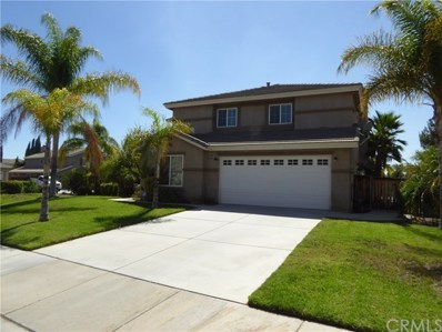 16215 Grande Isla Circle, Moreno Valley, CA 92551 - MLS#: IG18222074