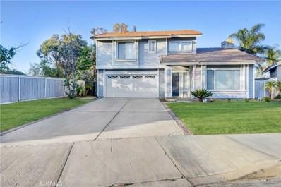 13400 Bobcat Drive, Corona, CA 92883 - MLS#: IG18223786