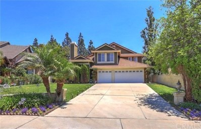 6241 Softwind Place, Rancho Cucamonga, CA 91737 - MLS#: IG18224138