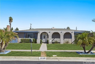 18740 Fontlee Lane, Bloomington, CA 92316 - MLS#: IG18225352