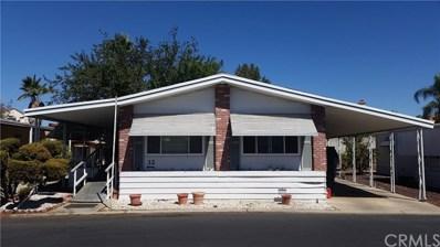 23820 Ironwood Avenue UNIT 32, Moreno Valley, CA 92557 - MLS#: IG18225395