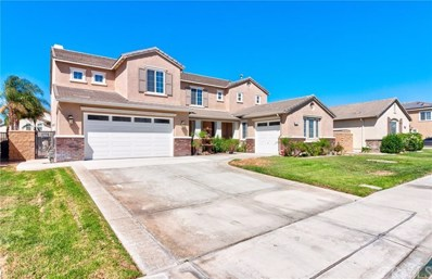 14142 Springwater Lane, Eastvale, CA 92880 - MLS#: IG18228126