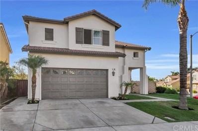 962 Redtail Drive, Corona, CA 92879 - MLS#: IG18228399