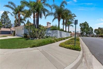 6121 Hilltop Court, Rancho Cucamonga, CA 91737 - MLS#: IG18229254