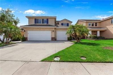 8911 Flintridge Lane, Corona, CA 92883 - MLS#: IG18238099