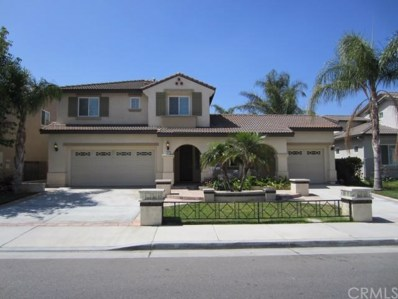 13875 Peach Grove Lane, Eastvale, CA 92880 - MLS#: IG18239745