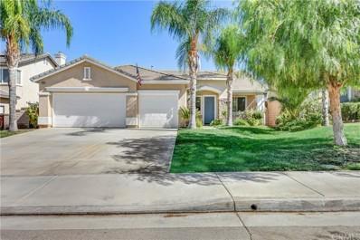 31234 Shadow Ridge Drive, Menifee, CA 92584 - MLS#: IG18241343