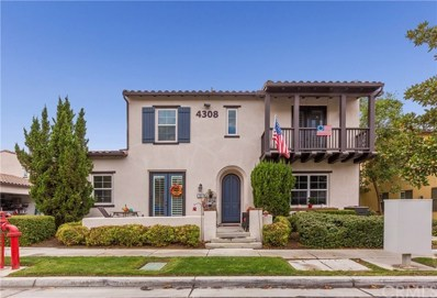4308 Owens Street UNIT 101, Corona, CA 92883 - MLS#: IG18241725