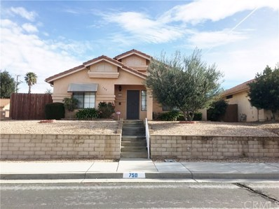 750 Rios Road, Hemet, CA 92545 - MLS#: IG18242286