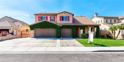 6545 Red Oak Drive, Eastvale, CA 92880 - MLS#: IG18245506