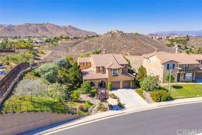 16850 Hidden Trails Lane, Riverside, CA 92503 - MLS#: IG18246416
