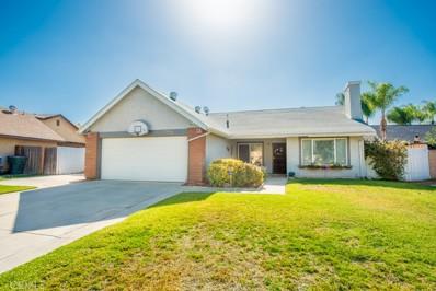 4015 Via San Luis, Riverside, CA 92504 - MLS#: IG18250367